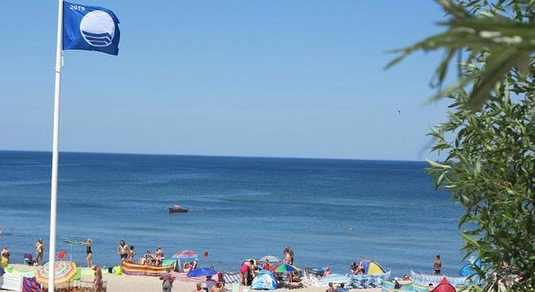 Plaża w Pustkowie